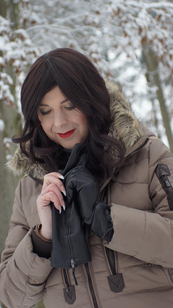 Modne kurtki pikowane na zimę
